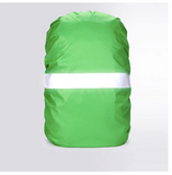 Motorcycle Bag Rain Cover green