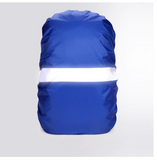 Motorcycle Bag Rain Cover blue