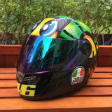 AGV Helmets Such as images 1 / M Valentino Rossi AGV Veloce S Sole Luna Helmet