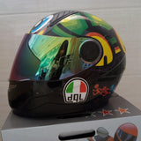 AGV Helmets Such as images / M Valentino Rossi AGV Veloce S Sole Luna Helmet