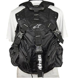 Alpinestars Backpack Black Alpinestars Motorcycle Helmet Bag