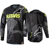 Alpinestars t-shirt XS / Black 2018 LairschDan ALPINESTARS OFF ROAD MOTOCROSS JERSEY