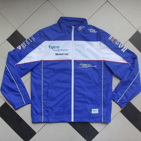 BMW Tyco Motorrad Milwaukee Fleece Hoodie