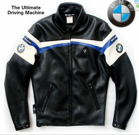 BMW Motorrad Motorcycle Racing Leather Jacket