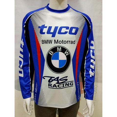 BMW Motorrad Long Sleeve Dry Fit T-Shirt