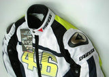 Dainese VR46 D1 Motorcycle Jacket Rossi