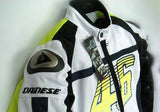 dainese Jackets Dainese VR46 D1 Motorcycle Jacket Rossi