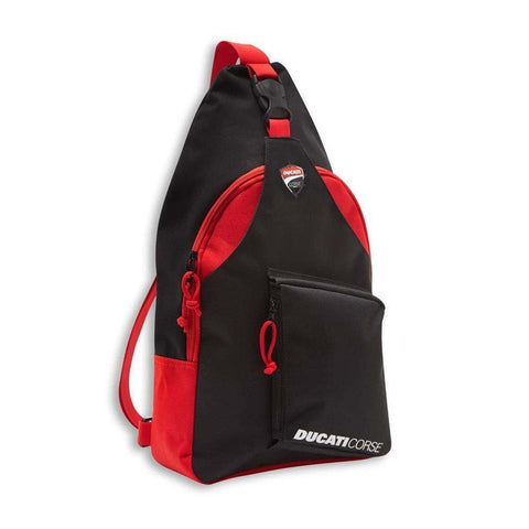 Ducati Corse Sketch Shoulder Sling Backpack
