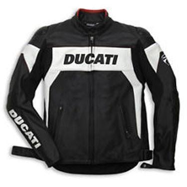 Ducati Hi-Tech 13 Leather Jacket