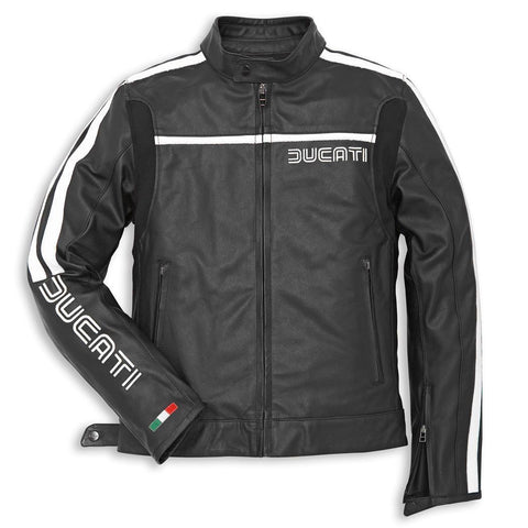 Ducati 80'S Leather Jacket