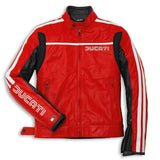 ducati Jackets S / Red Ducati 80'S Leather Jacket