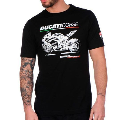 Ducati Corse Panigale Official MotoGP Official T-Shirt