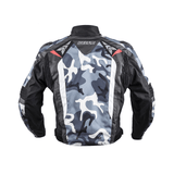 Duhan Jackets DUHAN Oxford Textile Motorcycle Jacket