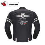 Duhan Motorcycle Jacket DUHAN D-103 Summer Motorcycle Jacket