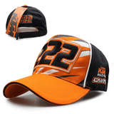KTM Black 222 Tony Cairoli embrodery baseball hat cap men women unisex caps
