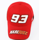 FirstGearMoto caps Marc Marquez MM93 baseball hat cap 93 69 autograph men women unisex MotoGP caps