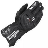 FirstGearMoto Gloves Black / M Furygan Motocross Leather Gloves