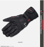 FirstGearMoto Gloves Black / M KOMINE GK 795 Motorcycle Gloves