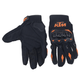 Kawasaki KTM Motorycle Gloves