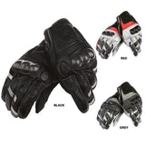 FirstGearMoto Gloves M / RED DAINESE Blaster Racing Enduro Motocross Off Road Motorcycle Gloves