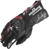 FirstGearMoto Gloves Red / M Furygan Motocross Leather Gloves
