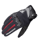 FirstGearMoto Gloves Red / XL Komine GK 162 Gloves