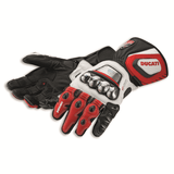 FirstGearMoto Gloves S DUCATI CORSE 14 LEATHER GLOVES