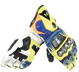 Valentino Rossi Motorcycle leather Gloves