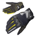 FirstGearMoto Gloves Yellow / XL Komine GK 162 Gloves