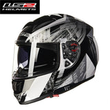 FirstGearMoto Helmets 1 / XL LS2 FF397 Citation Helmet