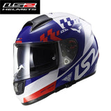 FirstGearMoto Helmets 2 / XL LS2 FF397 Citation Helmet