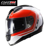 FirstGearMoto Helmets 4 / XL LS2 FF397 Citation Helmet