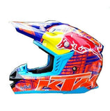 FirstGearMoto Helmets as show / M KTM Red Bull Motocross Helmet