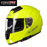 FirstGearMoto Helmets Yellow / XL LS2 FF397 Citation Helmet