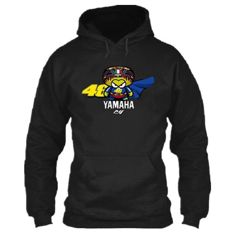 YAMAHA M1 Racing Team Hoodie Official 2018