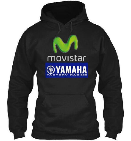 YAMAHA Movistar Motorcycle Racing Hoodie