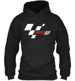 FirstGearMoto Hoodies Black / XXS MotoGP Motorcycle Racing Hoodies