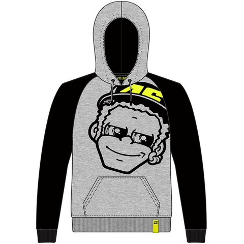 Yamaha M1 Vr46 Factory Racing Team Hoodie 2018