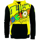 FirstGearMoto Hoodies yellow / S Valentino Rossi VR46 46 The Doctor Moto GP Hoodie Yellow Official 2015