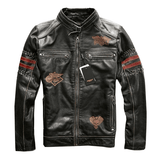 Avirexfly Motorcycle Leather Jacket