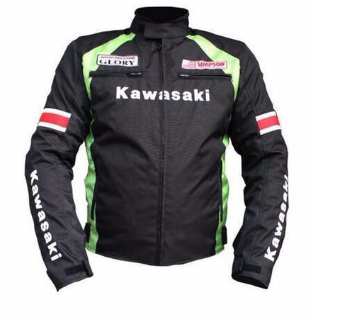 Kawasaki Textile summer winter motorcycle jacket