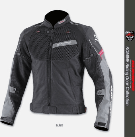 KOMINE JK-079 Air Stream Mesh Jacket