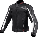 FirstGearMoto Jackets Black / M KOMINE JK-092 R-Spec Sports Mesh Jacket