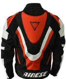 Dainese Motorcycle Racing Leather Jacket