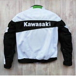 Kawasaki Moto GP Motorcycle Racing Jacket