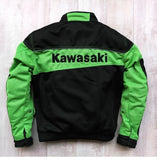 FirstGearMoto Jackets Kawasaki Moto GP Motorcycle Racing Jacket