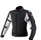 FirstGearMoto Jackets Komine JK-038 GTX Fryer Jacket