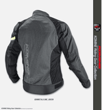 FirstGearMoto Jackets KOMINE JK098 Mesh Motorcycle Jacket
