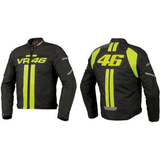FirstGearMoto Jackets M VR46 Motorcycle Textile Jacket