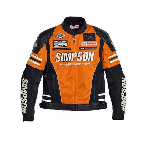 Simpson SJ-4115 Motorcycle Jacket